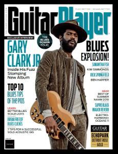 Guitar Player – October 2018