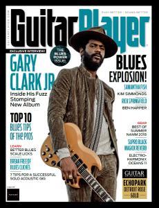 Guitar Player - October 2018