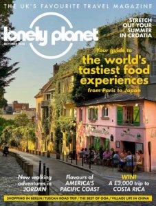 Lonely Planet Traveller UK – October 2018