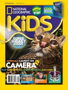 National Geographic Kids USA - September 2018