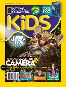 National Geographic Kids USA – September 2018