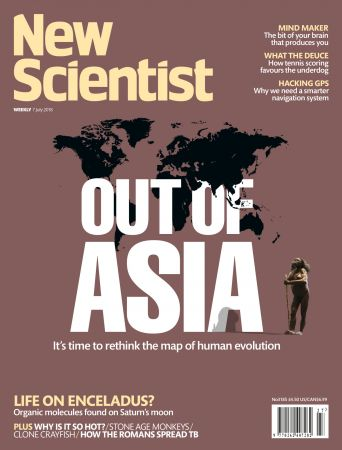 New Scientist - 7 July 2018