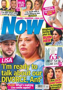 Now UK – 20 August 2018
