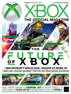 Official Xbox Magazine USA - September 2018