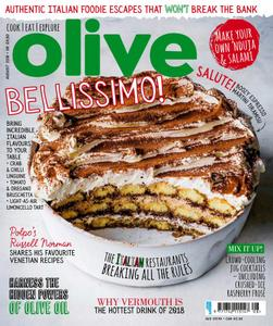 Olive – August 2018