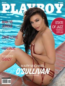 Playboy Australia - June 2018