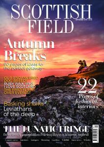 Scottish Field – September 2018