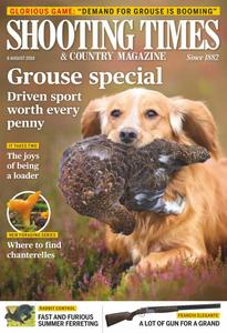 Shooting Times & Country - 08 August 2018