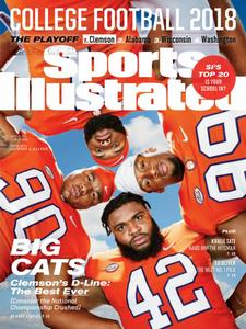 Sports Illustrated USA – August 13, 2018