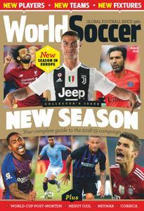 World Soccer - August 2018