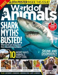 World of Animals UK – September 2018
