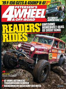 4 Wheel & Off Road - December 2018