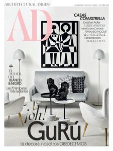 AD Architectural Digest España - octubre 2018