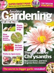 Amateur Gardening - 09 October 2018