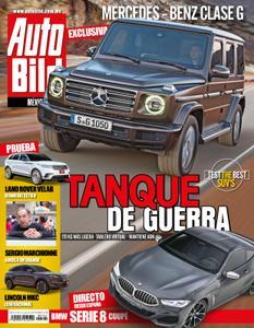 Auto Bild México - septiembre 2018