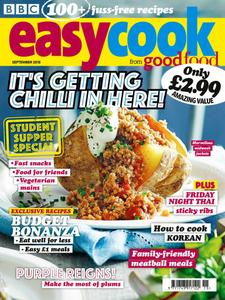 BBC Easy Cook UK - September 2018