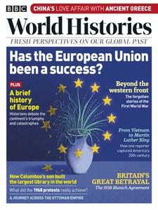 BBC World Histories Magazine – August 2018