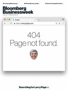 Bloomberg Businessweek Europe – September 17, 2018