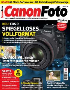 CanonFoto - Nr.6 2018