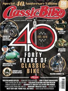 Classic Bike UK – October 2018