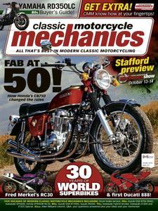 Classic Motorcycle Mechanics - October 2018
