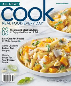 Cook: Real Food Every Day – August 2018