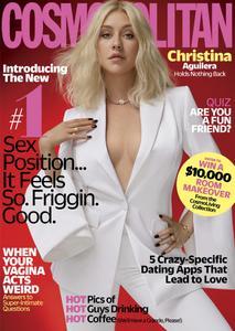 Cosmopolitan USA – October 2018