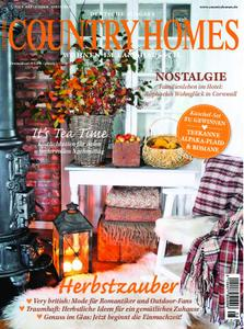 Country Homes Germany - August 2018
