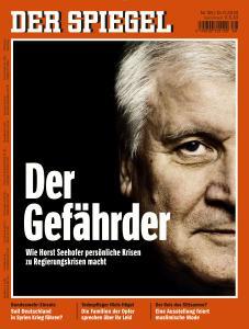 Der Spiegel Nr.38 - 15 September 2018