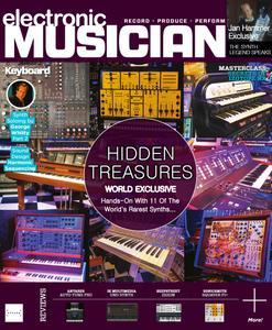 Electronic Musician - November 2018