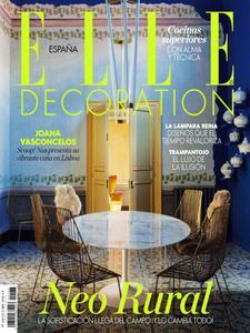 Elle Decoration España - octubre 2018