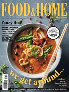 Food & Home Entertaining – October 2018