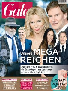 Gala Germany - 06 September 2018