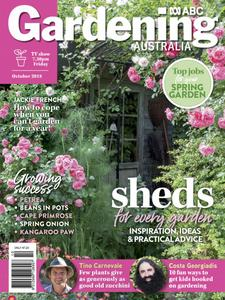 Gardening Australia - October 2018