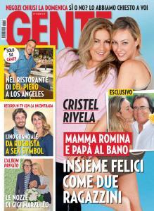 Gente Italia – 29 Settembre 2018