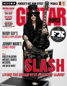 Guitar World - November 2018
