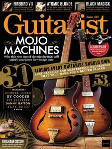 Guitarist – October 2018