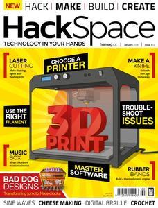 HackSpace – January 2018