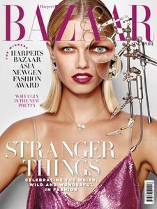 Harper's Bazaar Singapore - October 2018