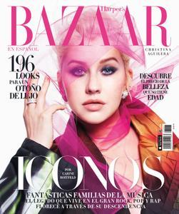 Harper's Bazaar en Español - septiembre 2018