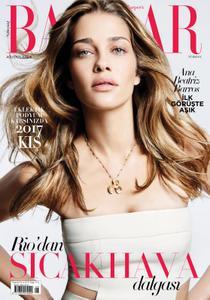 Harper's Bazaar Turkey – Ağustos 2016