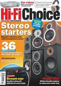 Hi-Fi Choice – October 2018