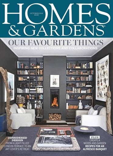 Homes & Gardens UK - October 2018