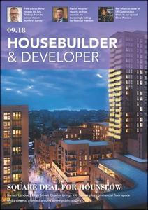 Housebuilder & Developer (HbD) - September 2018
