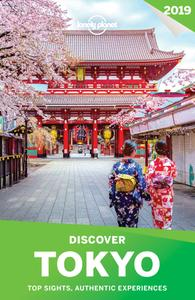Lonely Planet Discover Tokyo 2019 (Travel Guide), 2nd Edition