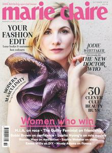 Marie Claire UK – October 2018