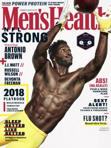 Mens Health USA - October 2018
