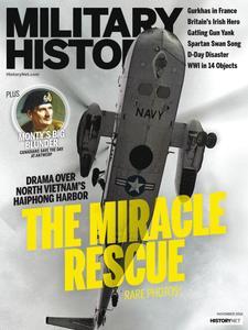 Military History - November 2018