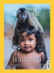 National Geographic España - octubre 2018