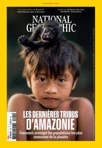 National Geographic France – Octobre 2018